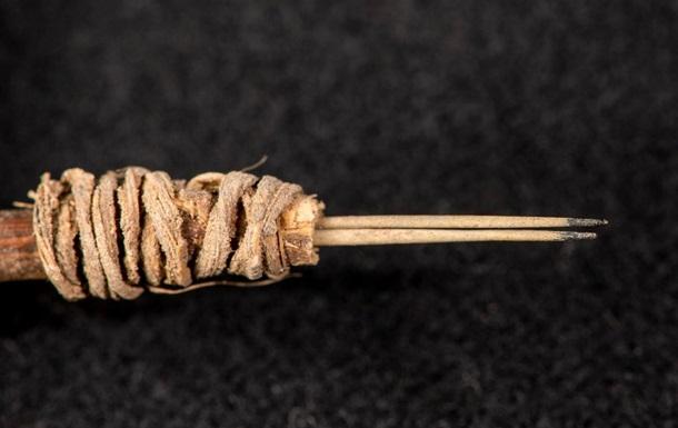 Археологи нашли самую старую машинку для тату