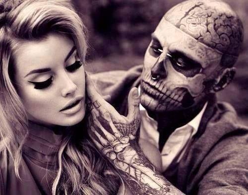 """""""zombie boy"""""""